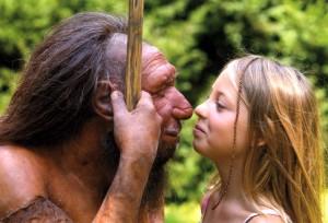 neandertalmadchen