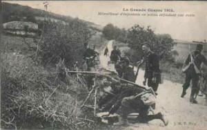 Bataille de Charleroi : 22 août 1914